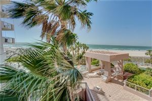 Photo of 1340 GULF BOULEVARD #3A, CLEARWATER BEACH, FL 33767 (MLS # U8064519)
