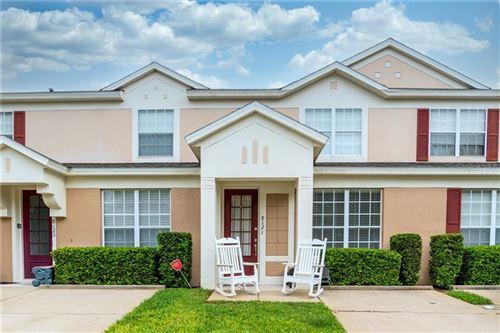 Photo of 8121 PRINCESS PALM LANE, KISSIMMEE, FL 34747 (MLS # S5034520)