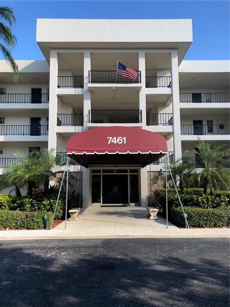 7461 W COUNTRY CLUB DRIVE N #107, Sarasota, FL 34243 - #: A4486520
