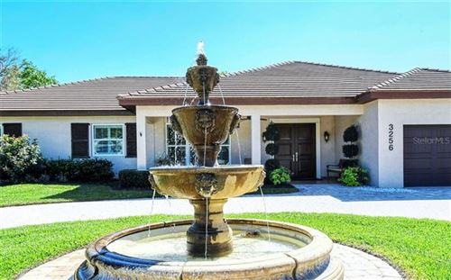 Photo of 3256 PINE VALLEY DRIVE, SARASOTA, FL 34239 (MLS # A4493521)