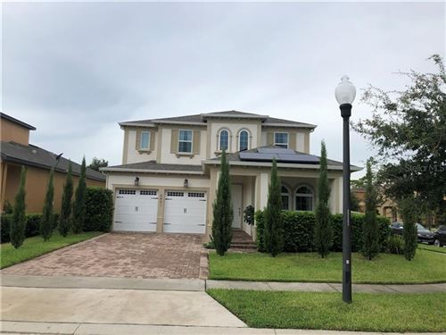 Photo of 6801 TRELLIS VINE LOOP, WINDERMERE, FL 34786 (MLS # S5043521)