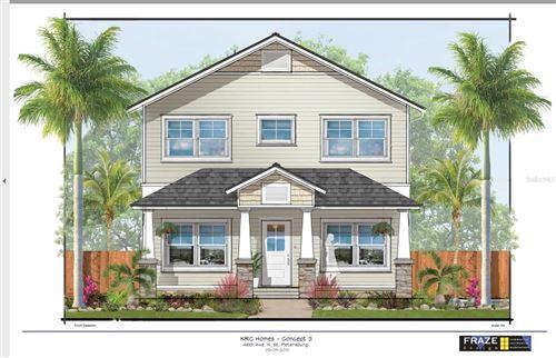 Photo of 844 46 AVENUE N, ST PETERSBURG, FL 33703 (MLS # U8138521)