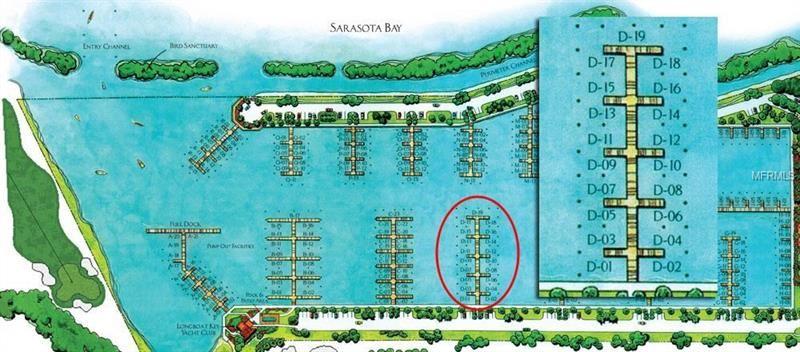 2800 HARBOURSIDE DRIVE #D-08, Longboat Key, FL 34228 - #: A4210521