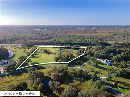 Photo of 11955 PASCO TRAILS BOULEVARD, SPRING HILL, FL 34610 (MLS # A4481522)