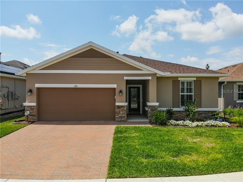 602 CONSERVATION BLVD, Groveland, FL 34736 - #: G5029522