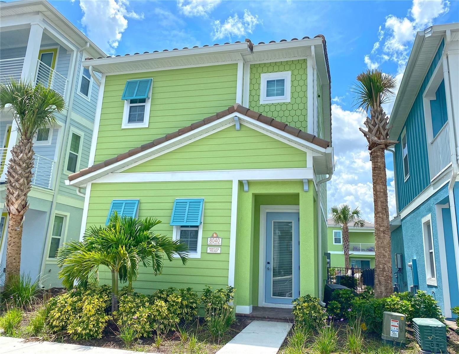 8040 SANDY TOES WAY, Kissimmee, FL 34747 - #: O5964523
