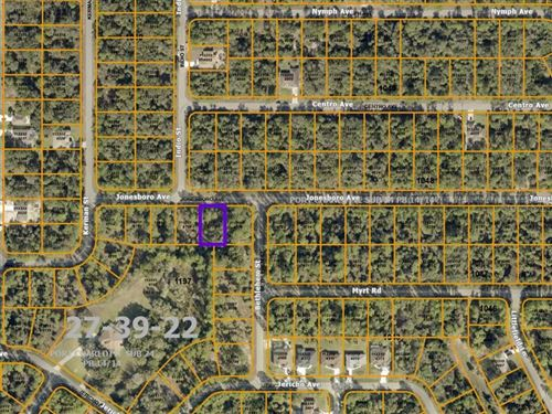 Photo of JONESBORO AVENUE, NORTH PORT, FL 34288 (MLS # A4489524)