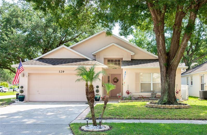 129 PRAIRIE DUNE WAY, Orlando, FL 32828 - MLS#: S5049524