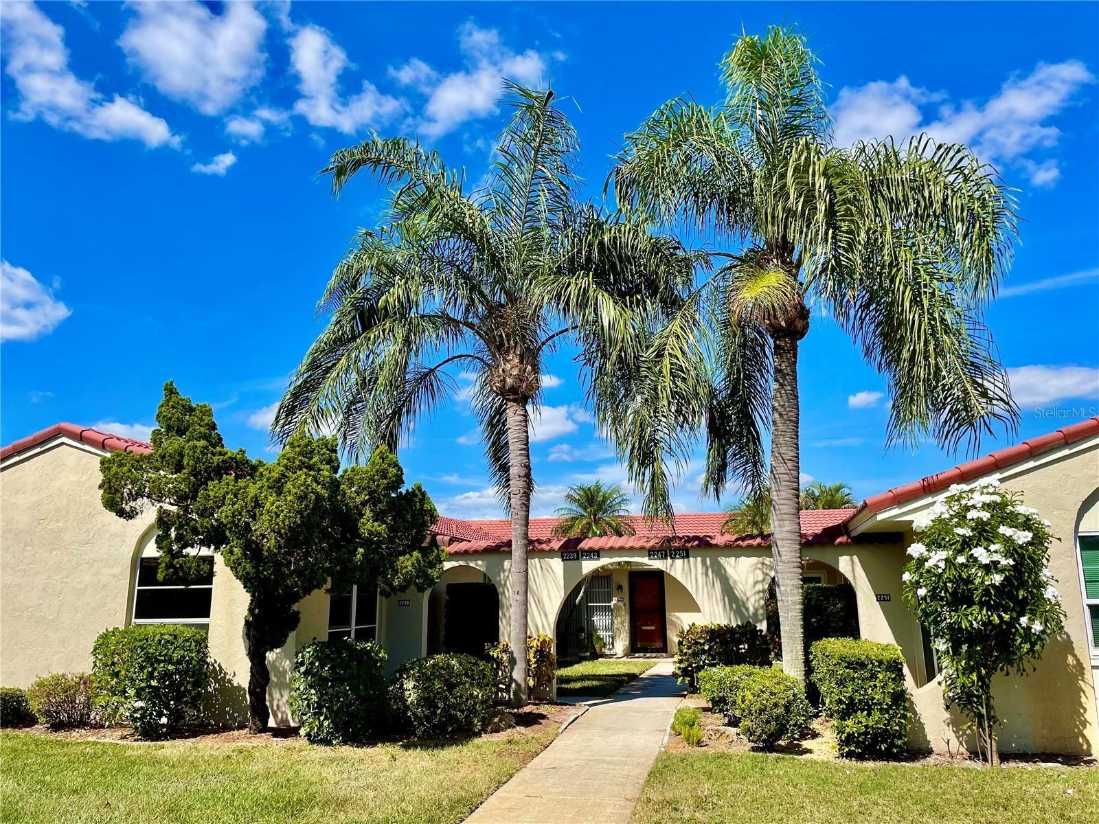 2243 PUEBLO LANE #V-34, Sarasota, FL 34231 - #: A4515525