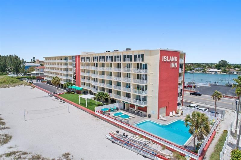 9980 GULF BOULEVARD #303, Treasure Island, FL 33706 - #: U8088525