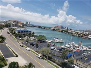 Photo of 851 BAYWAY BOULEVARD #908, CLEARWATER BEACH, FL 33767 (MLS # U8008526)