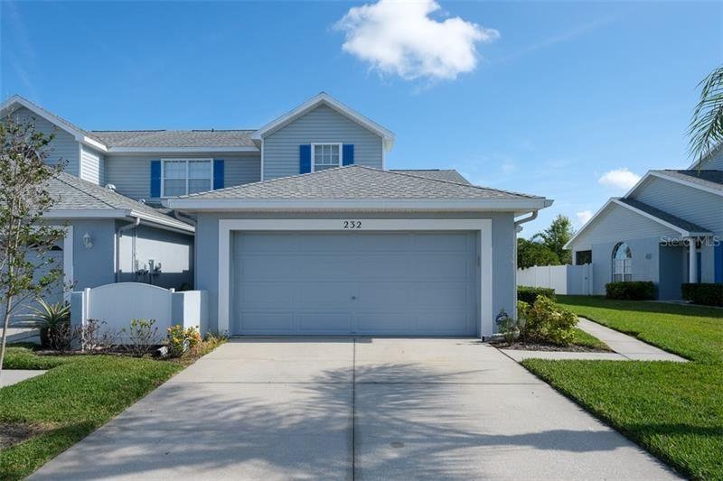 232 HEMINGWAY DRIVE, Oldsmar, FL 34677 - MLS#: U8081526