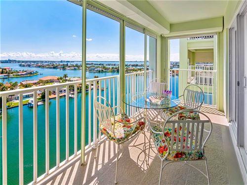 Photo of 420 64TH AVENUE #1103, ST PETE BEACH, FL 33706 (MLS # U8133528)