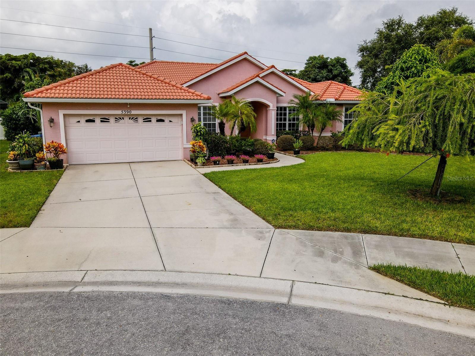 Photo of 5390 ANTHONY LANE, SARASOTA, FL 34233 (MLS # A4510528)