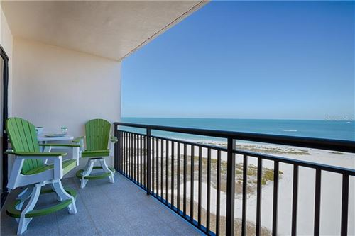Photo of 1270 GULF BOULEVARD #1205, CLEARWATER, FL 33767 (MLS # A4470532)