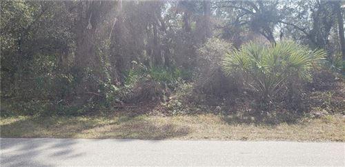 Photo of 20403 WINGATE AVENUE, PORT CHARLOTTE, FL 33954 (MLS # C7438532)
