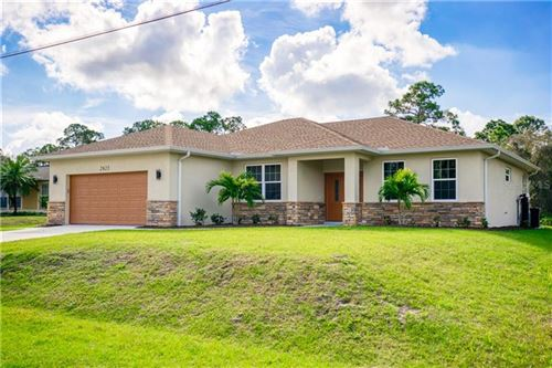Photo of 2625 TRILBY AVENUE, NORTH PORT, FL 34286 (MLS # A4460533)