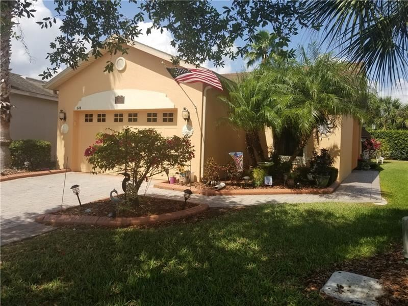 844 GRAND CANAL DRIVE, Poinciana, FL 34759 - #: S5033533