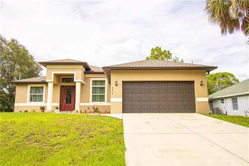 4252 WALL LANE, North Port, FL 34287 - #: T3255533