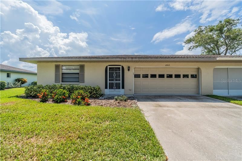 2503 LANCASTER DRIVE #2503, Sun City Center, FL 33573 - #: T3257534