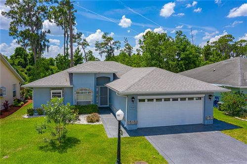 Photo of 466 SWEETWATER WAY, HAINES CITY, FL 33844 (MLS # P4915535)