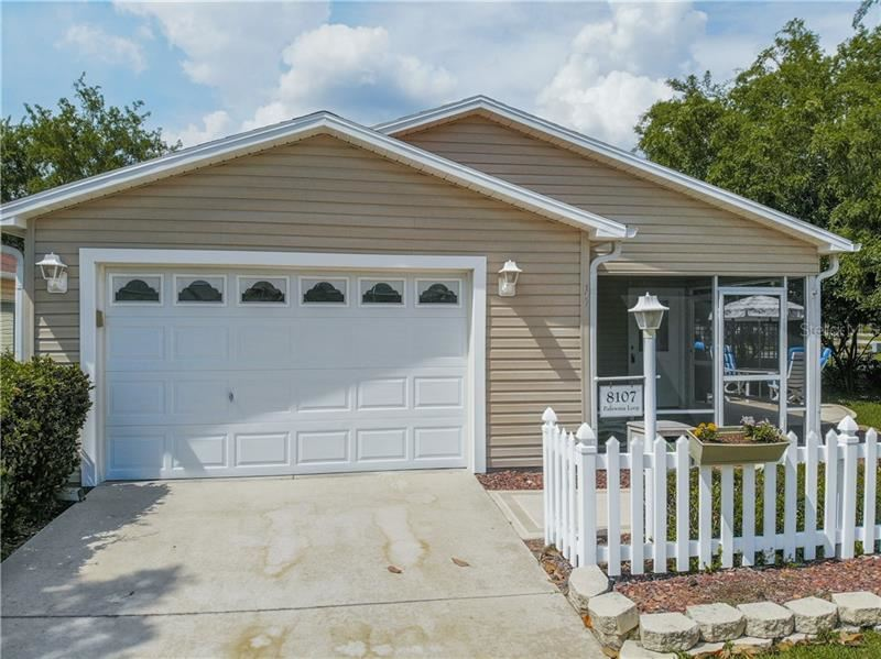 8107 SE 169TH PALOWNIA LOOP, The Villages, FL 32162 - #: OM617535