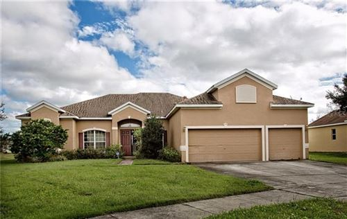 Photo of 4568 POWDERHORN PLACE DRIVE, CLERMONT, FL 34711 (MLS # O5830537)