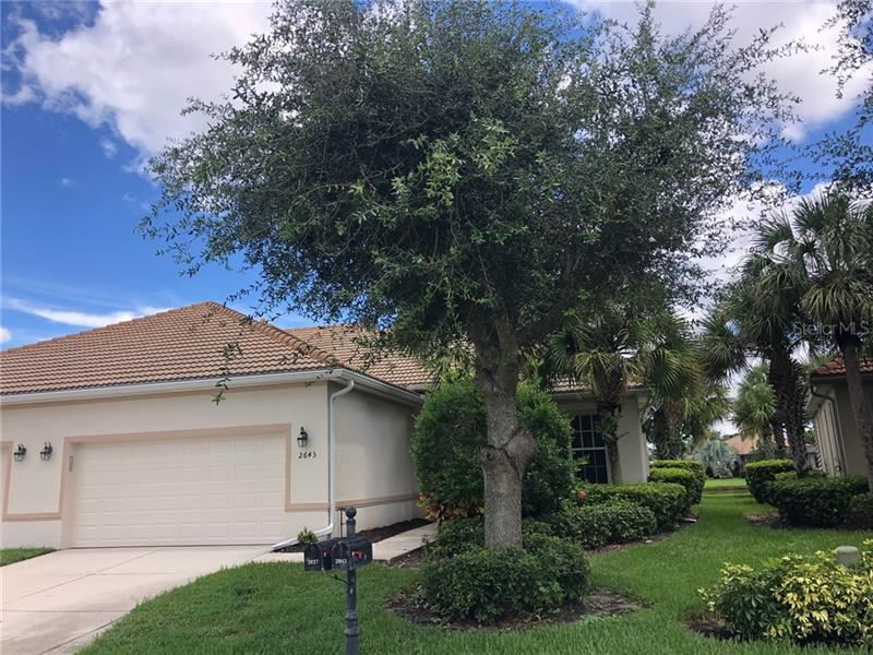 2643 WAX MYRTLE COURT, Port Charlotte, FL 33953 - #: C7432537