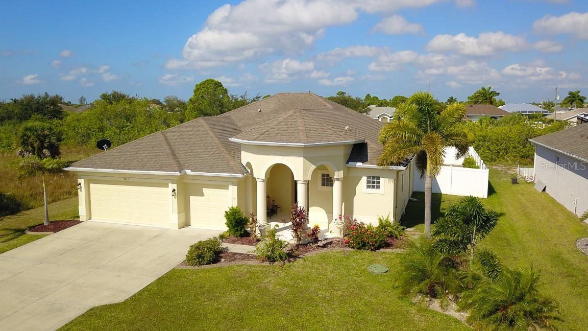 9423 ROSEBUD CIRCLE, Port Charlotte, FL 33981 - #: D6121537