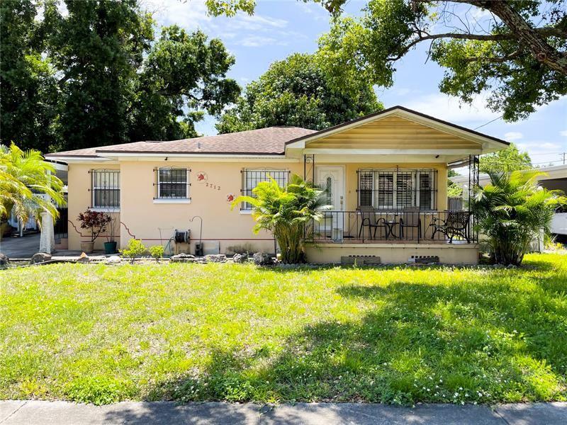 2712 W DOUGLAS STREET, Tampa, FL 33607 - MLS#: U8121537