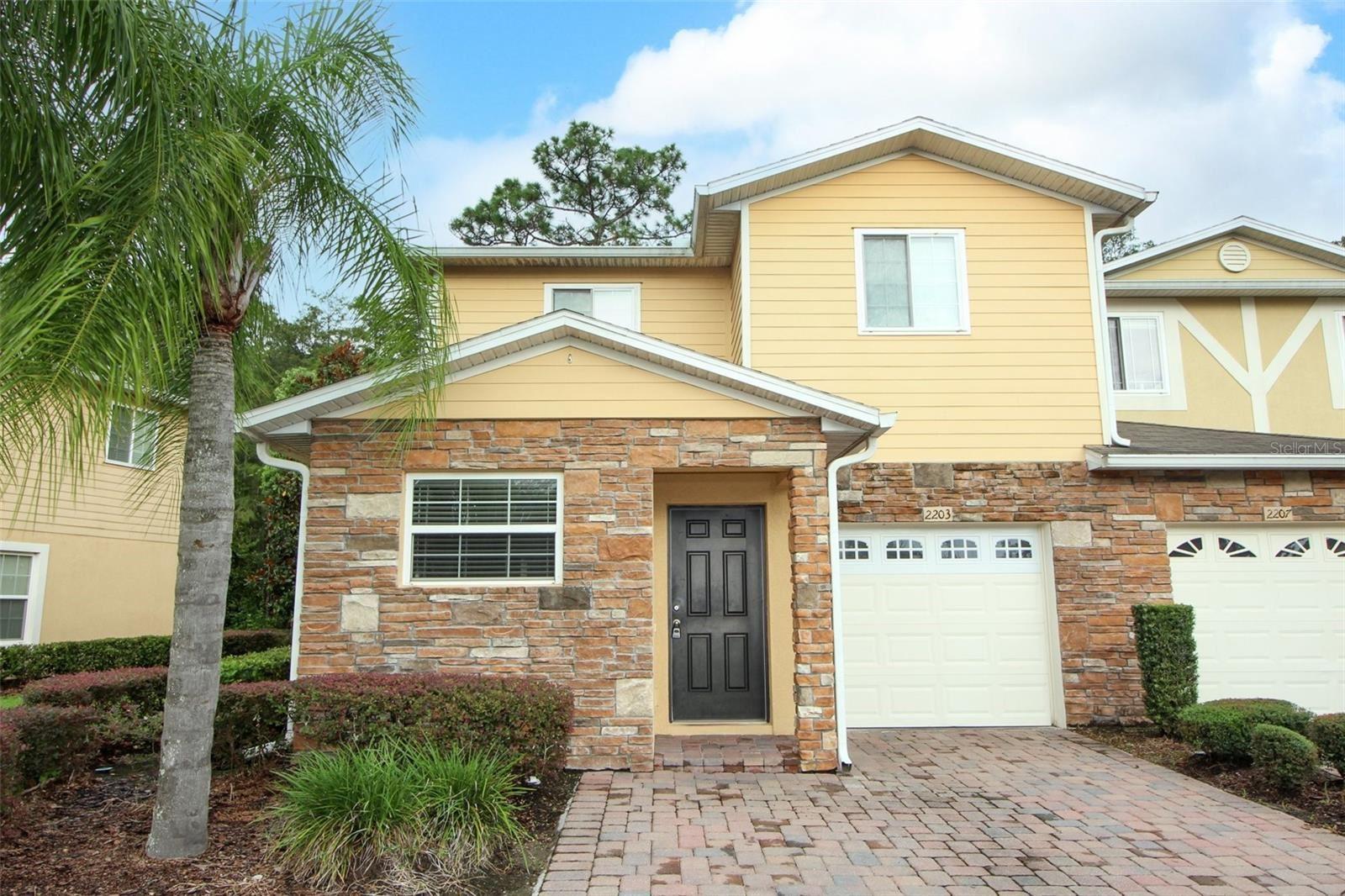 2203 CYPRESS VILLAS DRIVE, Orlando, FL 32825 - #: O5973538