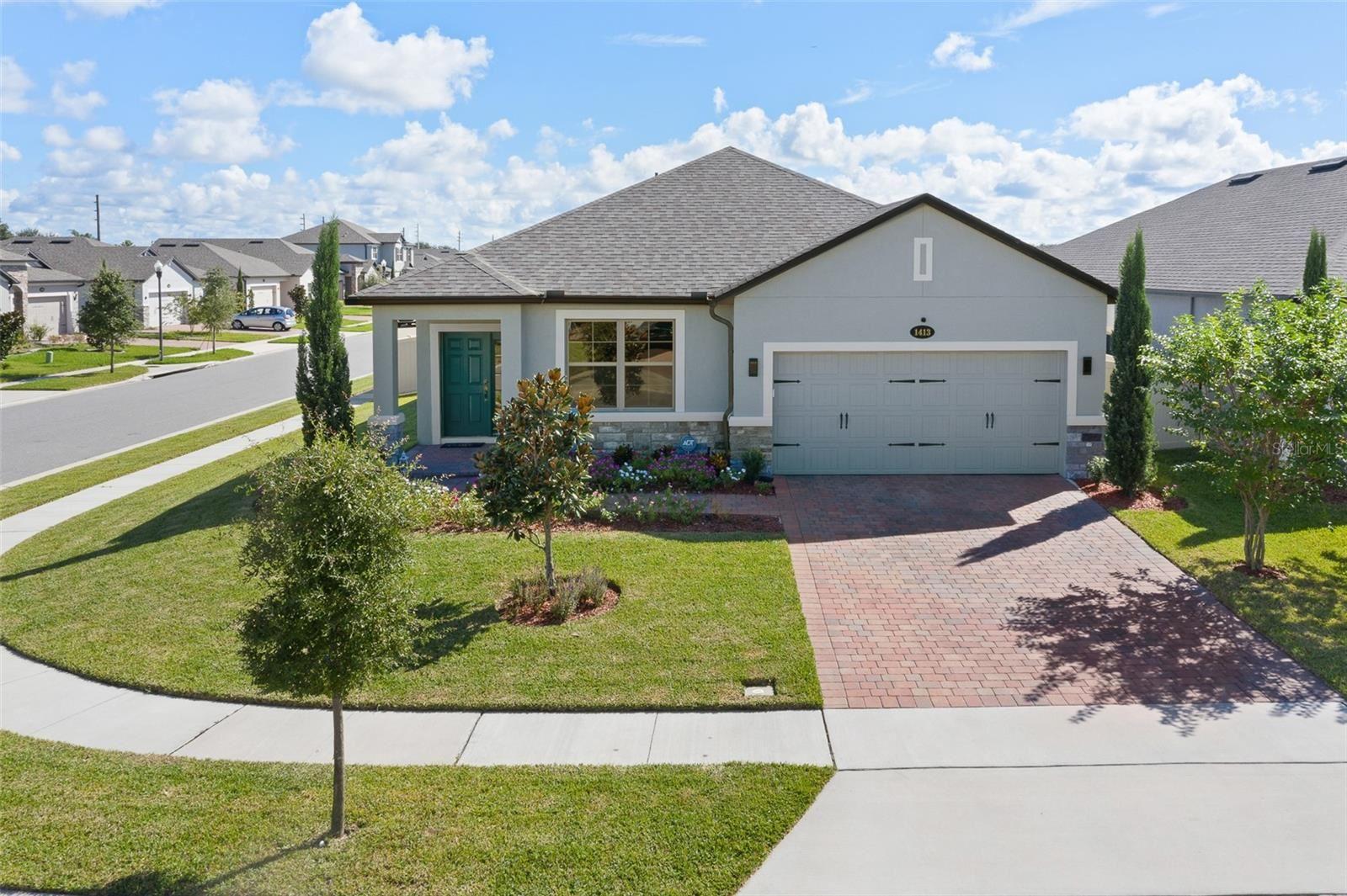 1413 CLEAR BROOK PLACE, Saint Cloud, FL 34772 - #: O5979538