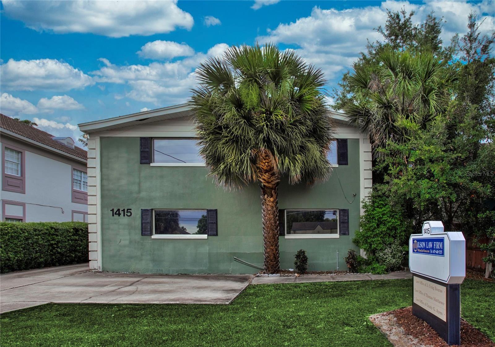 1415 E ROBINSON STREET, Orlando, FL 32801 - #: O5948539