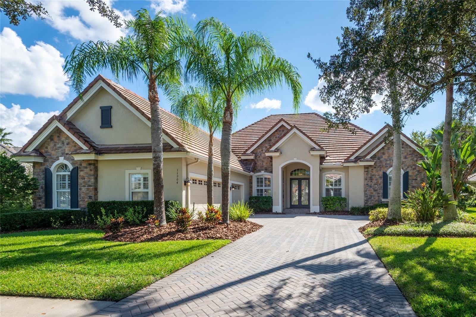 11904 ROYCE WATERFORD CIRCLE, Tampa, FL 33626 - #: T3335541
