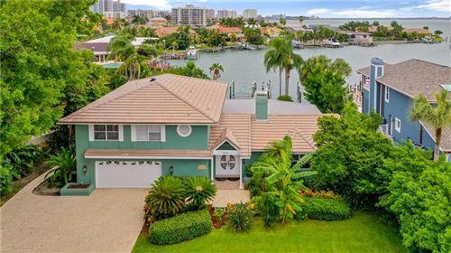 Photo of 415 BELLE ISLE AVENUE, BELLEAIR BEACH, FL 33786 (MLS # U8091542)