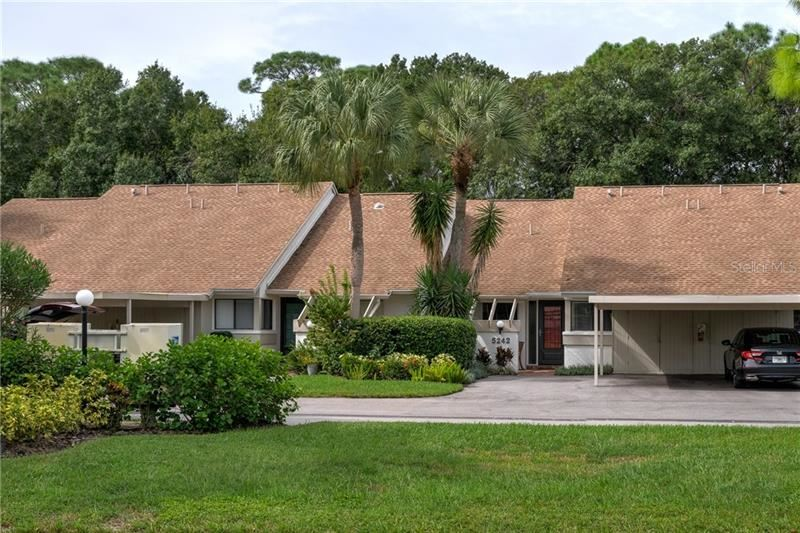 5242 MYRTLE WOOD #16, Sarasota, FL 34235 - #: A4479542