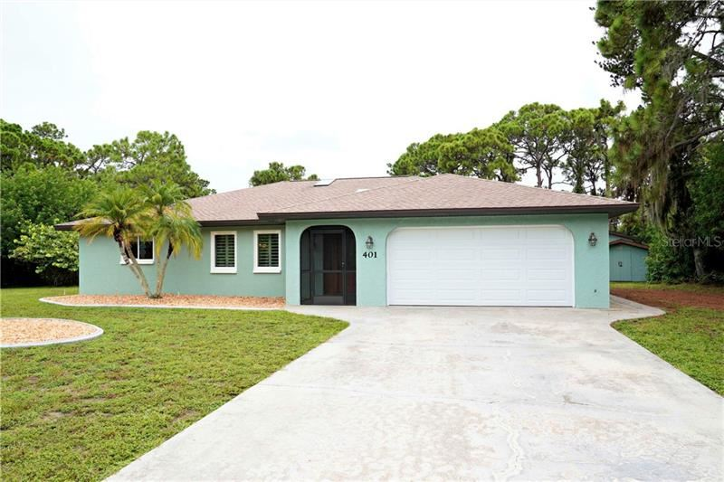 401 ARTISTS AVENUE, Englewood, FL 34223 - #: D6113542