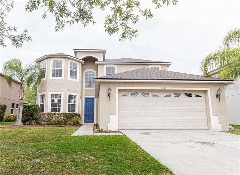3443 CHESSINGTON DRIVE, Land O Lakes, FL 34638 - #: T3237542