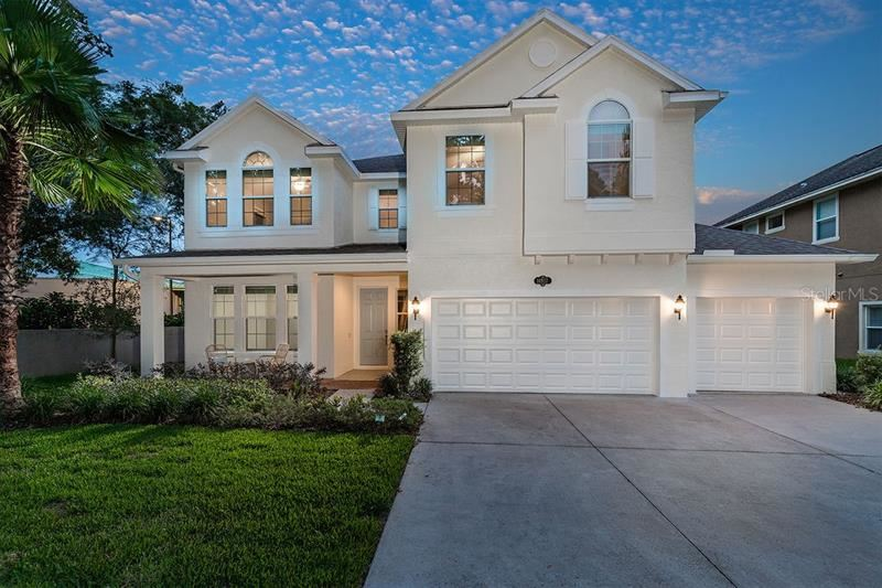 14917 SMITTER RESERVE DRIVE, Tampa, FL 33618 - #: T3250542
