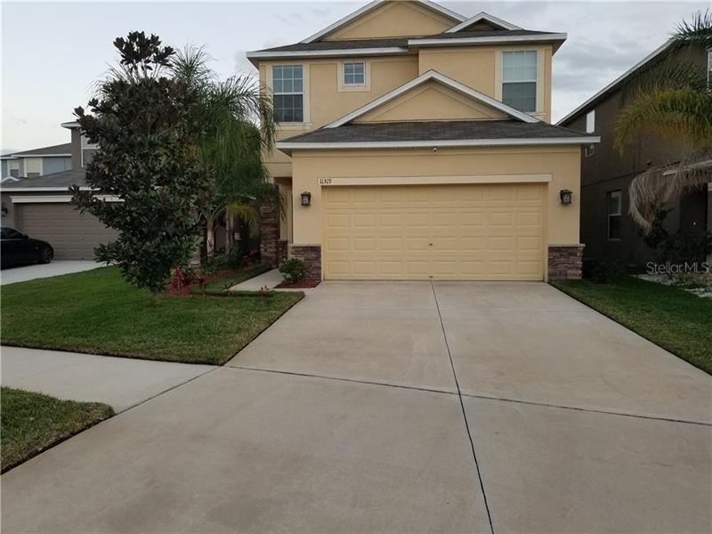 11319 VILLAS ON THE GREEN DRIVE, Riverview, FL 33579 - MLS#: T3230543