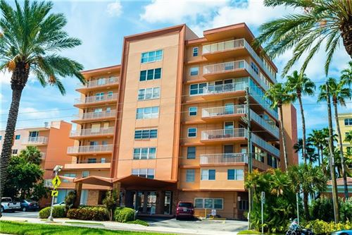 Photo of 16400 GULF BOULEVARD #311, NORTH REDINGTON BEACH, FL 33708 (MLS # U8076544)