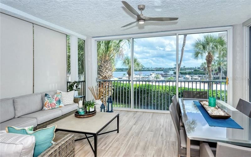 Photo of 1240 DOLPHIN BAY WAY #201, SARASOTA, FL 34242 (MLS # A4480544)