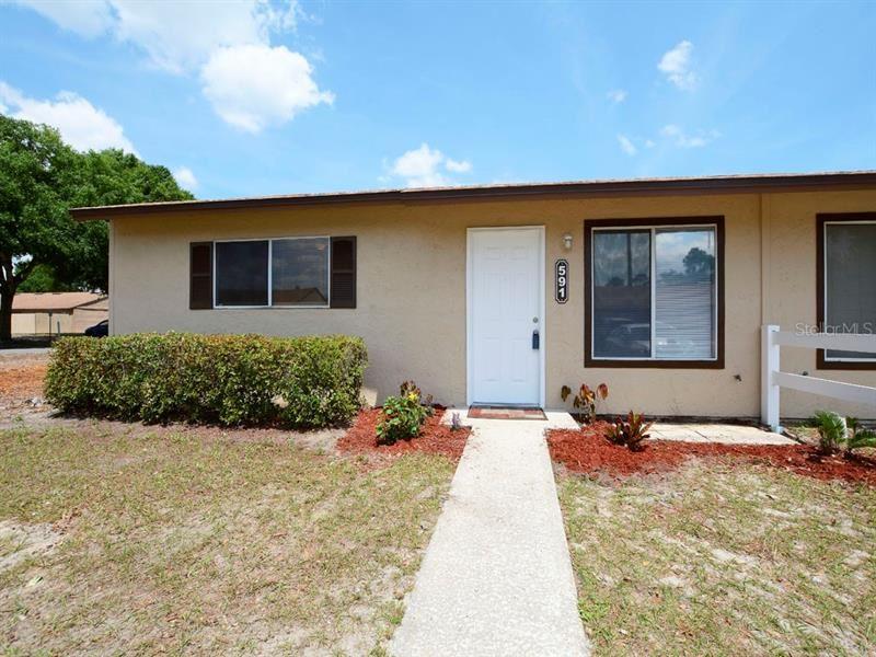 591 W ROSEWOOD LANE #591, Tavares, FL 32778 - MLS#: G5041544