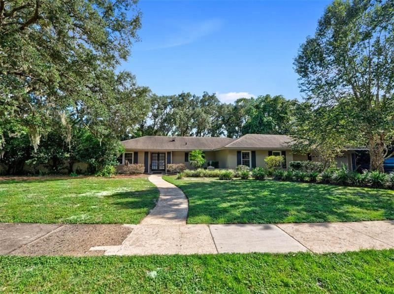 Photo for 601 BLUE LAKE DRIVE, LONGWOOD, FL 32779 (MLS # O5888544)