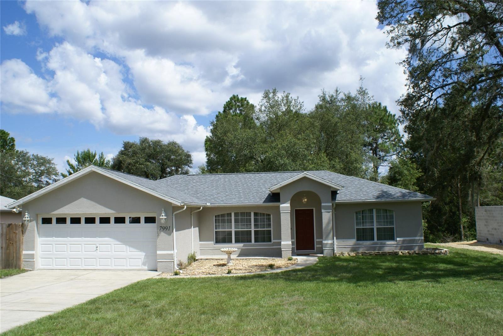 7991 N FIELDSTONE DRIVE, Citrus Springs, FL 34433 - #: OM624544
