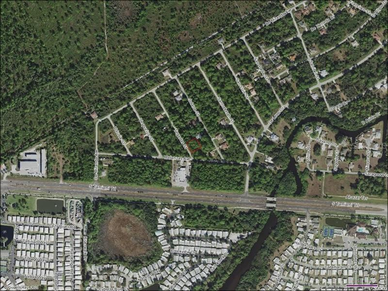 Photo of TEGASTAS STREET, NORTH PORT, FL 34287 (MLS # C7440545)
