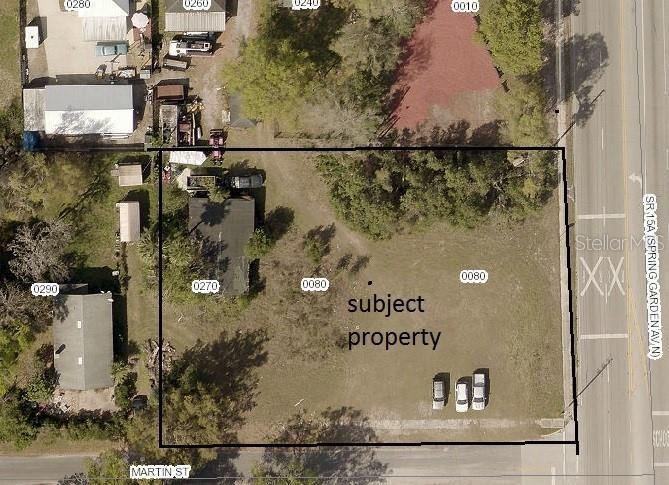 450 N SPRING GARDEN AVENUE, Deland, FL 32720 - MLS#: V4910545