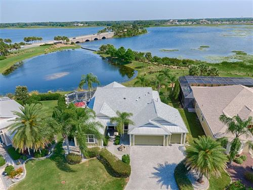 Photo of 1001 VANCE TRAIL, THE VILLAGES, FL 32162 (MLS # G5041546)