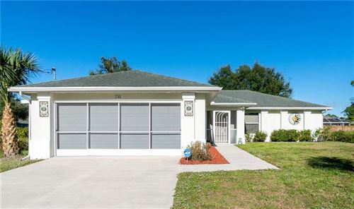 Photo of 1144 CATHEDALL AVENUE, NORTH PORT, FL 34288 (MLS # D6115547)