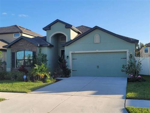 Photo of 11851 VALHALLA WOODS DRIVE, RIVERVIEW, FL 33579 (MLS # O5917547)